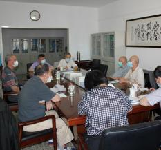 6月4日,美国研究中心举行研讨会