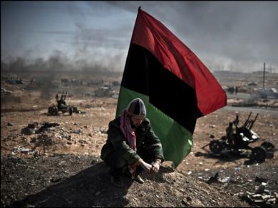 吴正龙:利比亚:代理人战争新范式