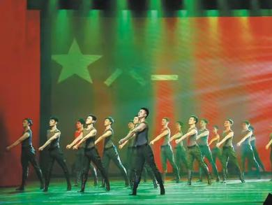 郭咪:一切行动听指挥 步调一致得胜利——军旅舞蹈《步调一致》述评